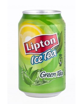 ΤΣΑΪ LIPTON GREEN 330ML