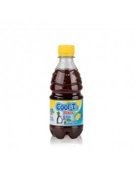 COOL-TEA ΒΙΚΟΣ TEA & LEMON FLAVOURED DRINK 330ML