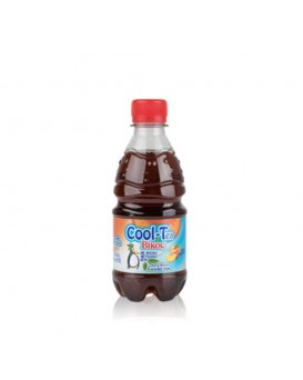 COOL-TEA ΒΙΚΟΣ TEA & PEACH FLAVOURED DRINK 330ML